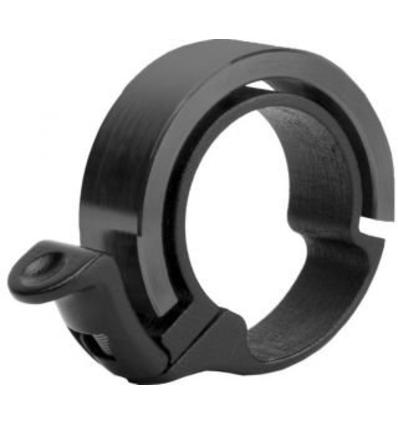 Knog Oi Classic Large Fahrradklingel, 23.8 - 31.8mm, black