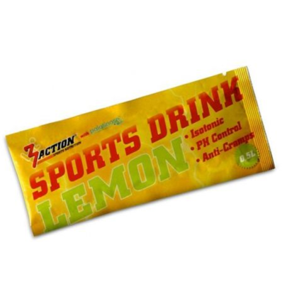 3Action SPORTS DRINK LEMON 30GR