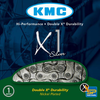 KETTING 1V 3/32 KMC X1 ZILVER