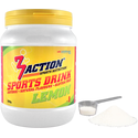 3Action SPORTS DRINK LEMON 500GR