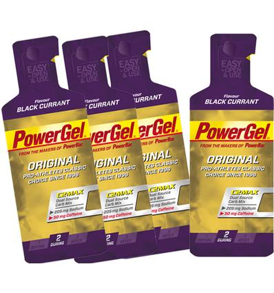 Powerbar Powergel 3+1 Black Currant