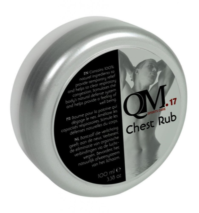 QOLEUM NR 17 CHEST RUB