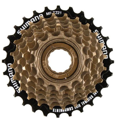 Freewheel TZ21 7-Sp