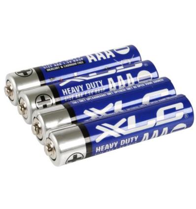 BATT XLC PENLITE LR03 AAA KRT A 4