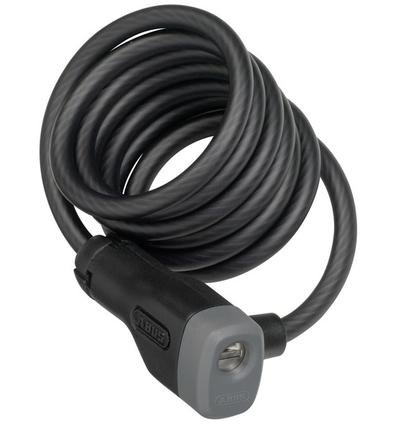 ABUS Kabelslot Spiraalkabel Primo 5510K/180/10 SCMU