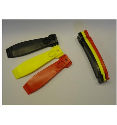 Bandafnemers Roto 3-kleur Belgium 3stuks