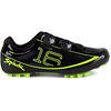SPIUK SHOES 16MC MTB CARBON BLACK/YELLOW H.VIS. 45