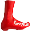 Velotoze Long Shoe-Cover Latex Red