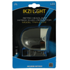 LAMP V LED IKZI HI-TECH 3 LED RETRO MET REFLECTOR ZWART