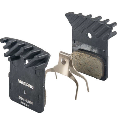 Remblokset L02A Resin M/Vin BR-RS805/RS505 Flat M