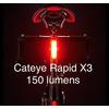 ACHTERLICHT CAT RAPID X3 LD720R LED USB