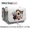 Dandell Mini Tarp Dogs