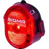 ACHTERLICHT SIGMA NUGGET II LED ACCU USB ZW