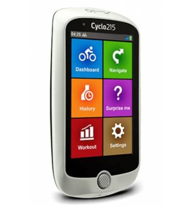 Mio Fietsnavigatie Cyclo 215HC