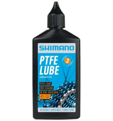 Shimano Smeermiddel PFTE Droog 100ml