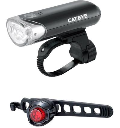 LAMPSET CAT EL135N + ORB LD160 LED ZW