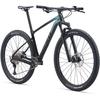 XTC Advanced 29 3 M Carbon/Balsam Green