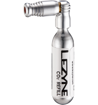 Lezyne TRIGGER SPEED DRIVE CO2 - SLIP FIT FOR PRESTA ONLY, 7075 AL BODY - TRIGGERED, INCL. 1 X 16g C