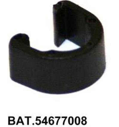 BAT KABED KLEM PVC 1 KABEL ZW DS A 10