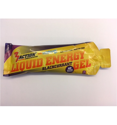 3ACTION LIQUID ENERGY GEL BLACKCURRANT 55ML